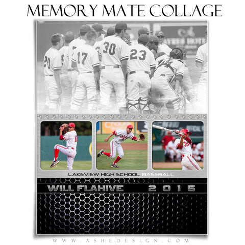 Memory Mate Sports Templates | Game Changer vt bb