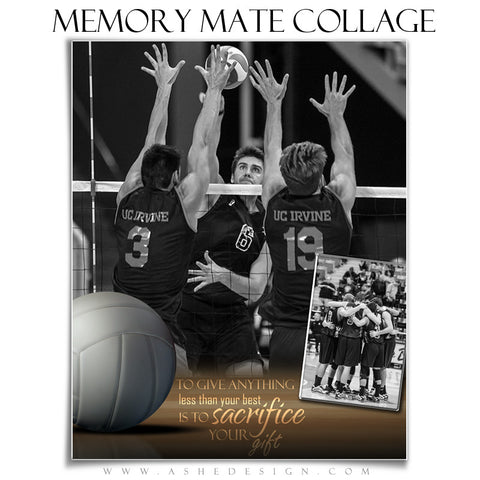 Ashe Design | Sports Memory Mates 8x10 - Your Gift vt
