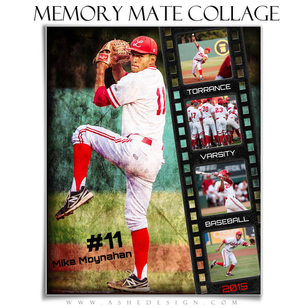 Ashe Design | Memory Mates 8x10 Film Strip BB