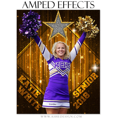Amped Effects - Star Spangled