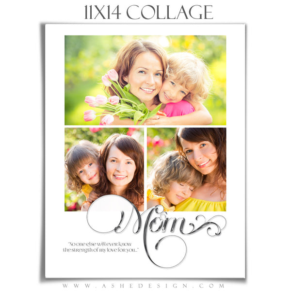 Collage Set (8x10, 11x14, 12x12) - Simply Worded Mom