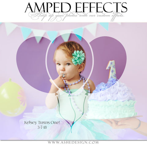 Amped Effects - Birthday Inset