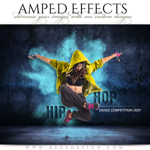 Amped Effects - Hip Hop Explosion