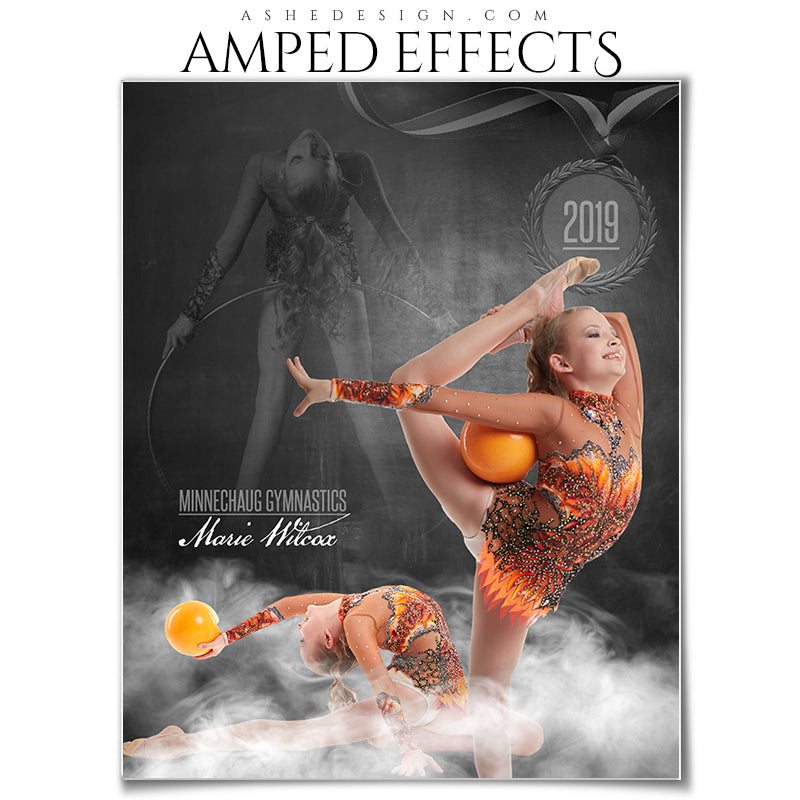 Amped Effects - Dream Weaver Gymnastics