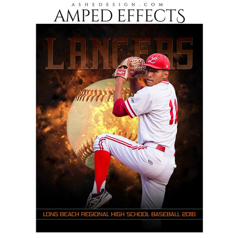 Amped Effects - Backdraft Baseball