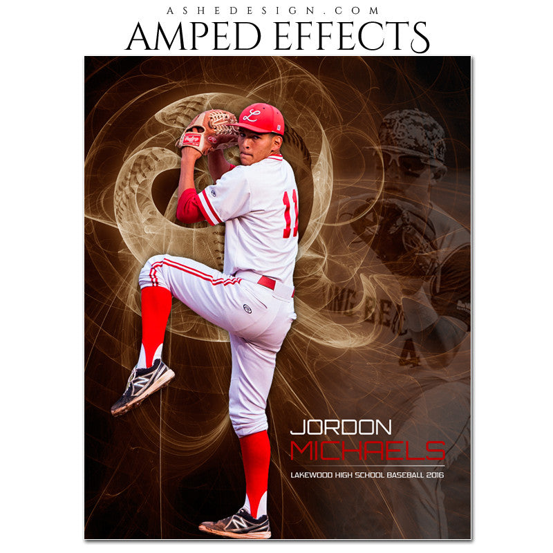 Amped Effects - Mystic Explosion - Baseball