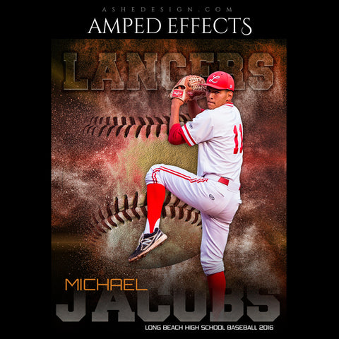 Amped Effects - Powder Explosion Baseball/Softball