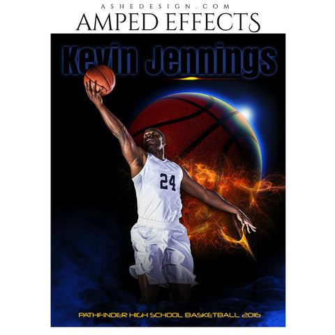 Amped Effects - Basketball Universe