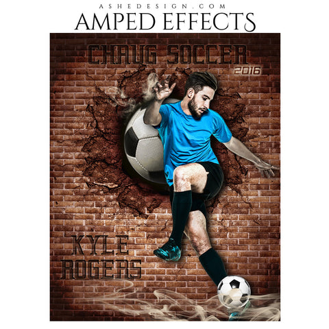 Amped Effects - Brick Blowout - Soccer