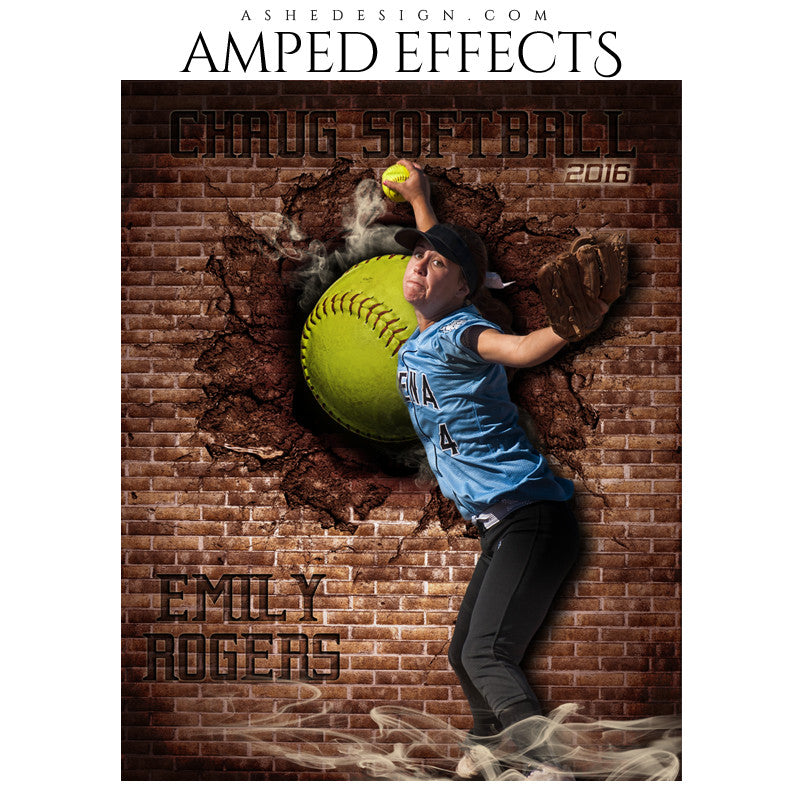 Amped Effects - Brick Blowout - Softball