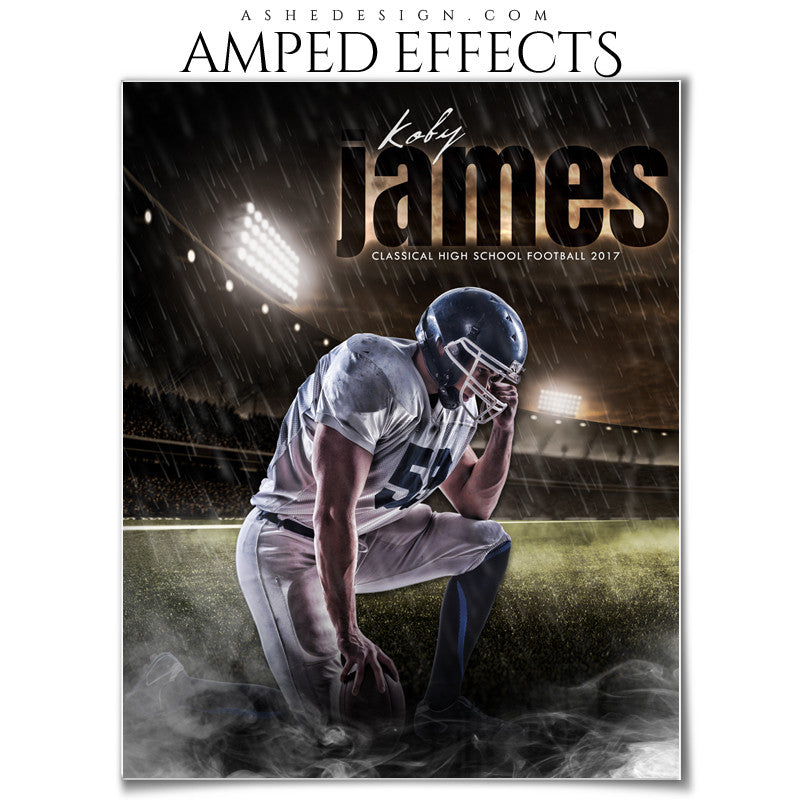 Amped Effects - Downpour