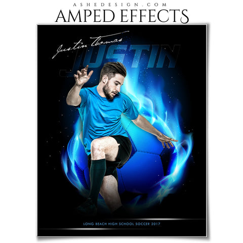 Amped Effects - Fireball - Soccer