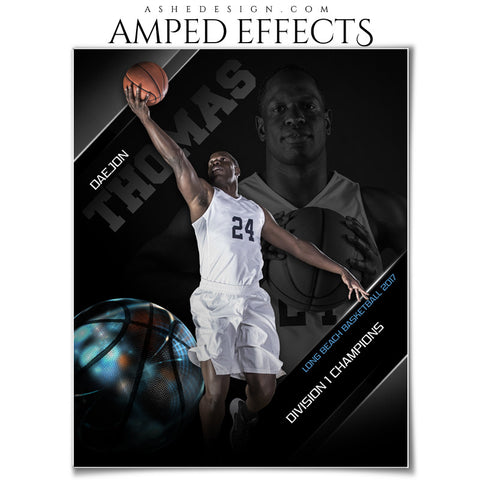 Amped Effects - High Gloss - Basketball