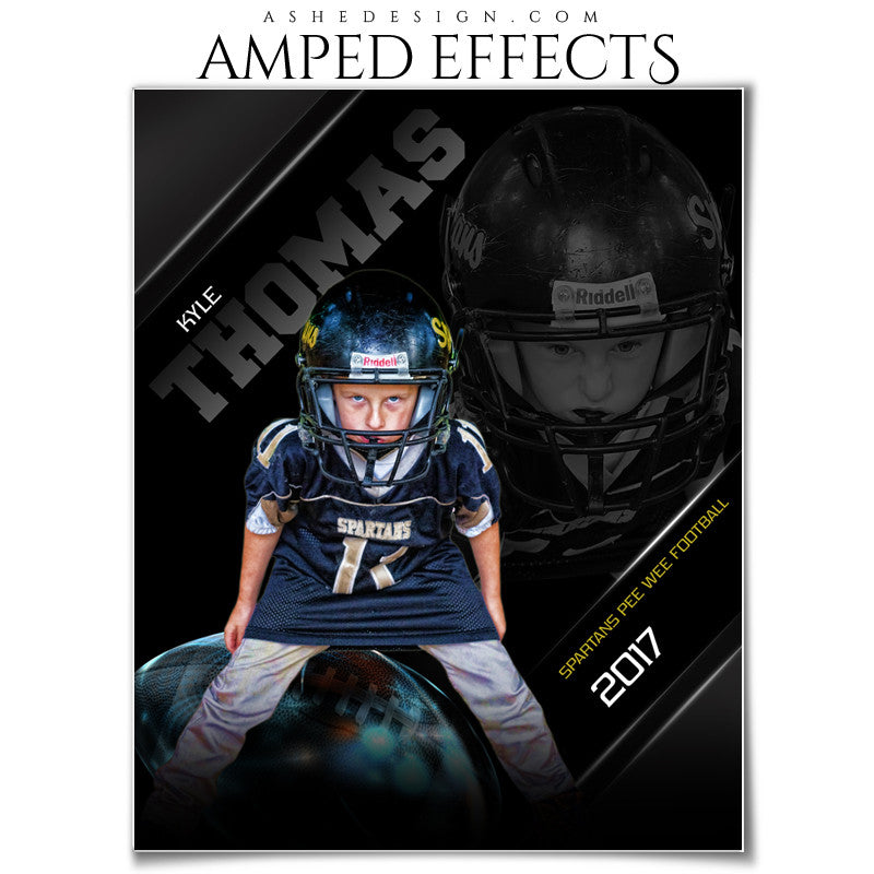 Amped Effects - High Gloss - Football