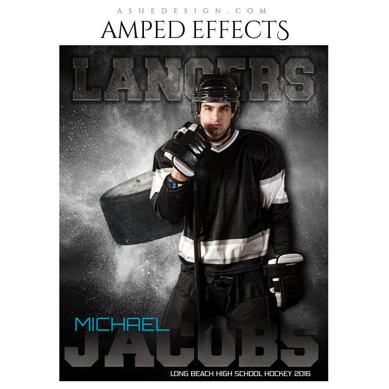Amped Effects - Powder Explosion Hockey