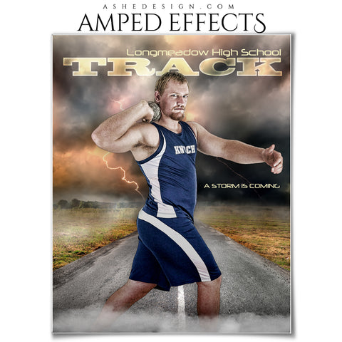 Ashe Design | Amped Effects | Impending Storm | Portrait
