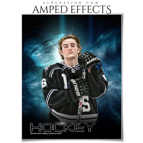 Amped Effects - Platinum Burst - Hockey