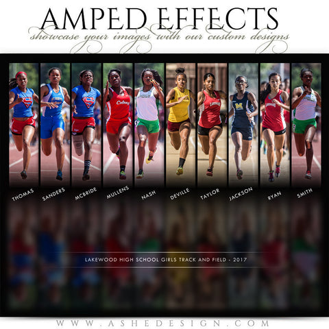 Amped Effects - Reflecting On The Season