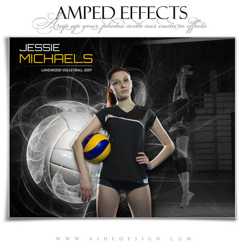 Amped Effects - Mystic Explosion - Volleyball