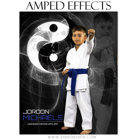 Amped Effects - Mystic Explosion -Ying Yang