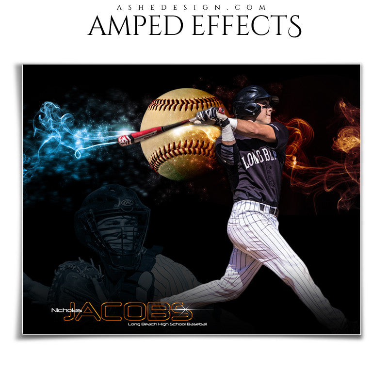 Amped Effects - Deadlock Baseball