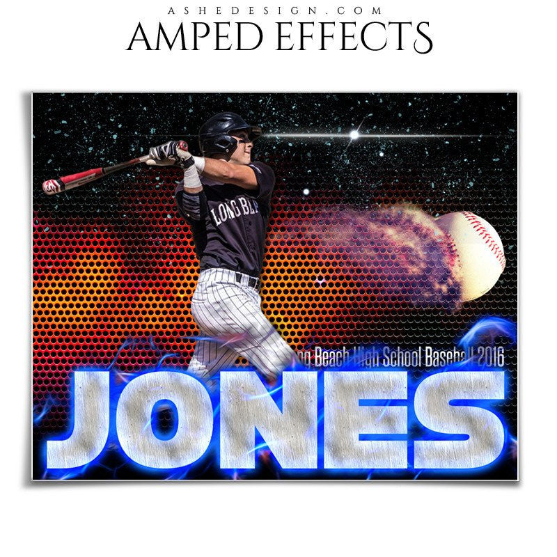 Amped Effects - Star Chaser Baseball