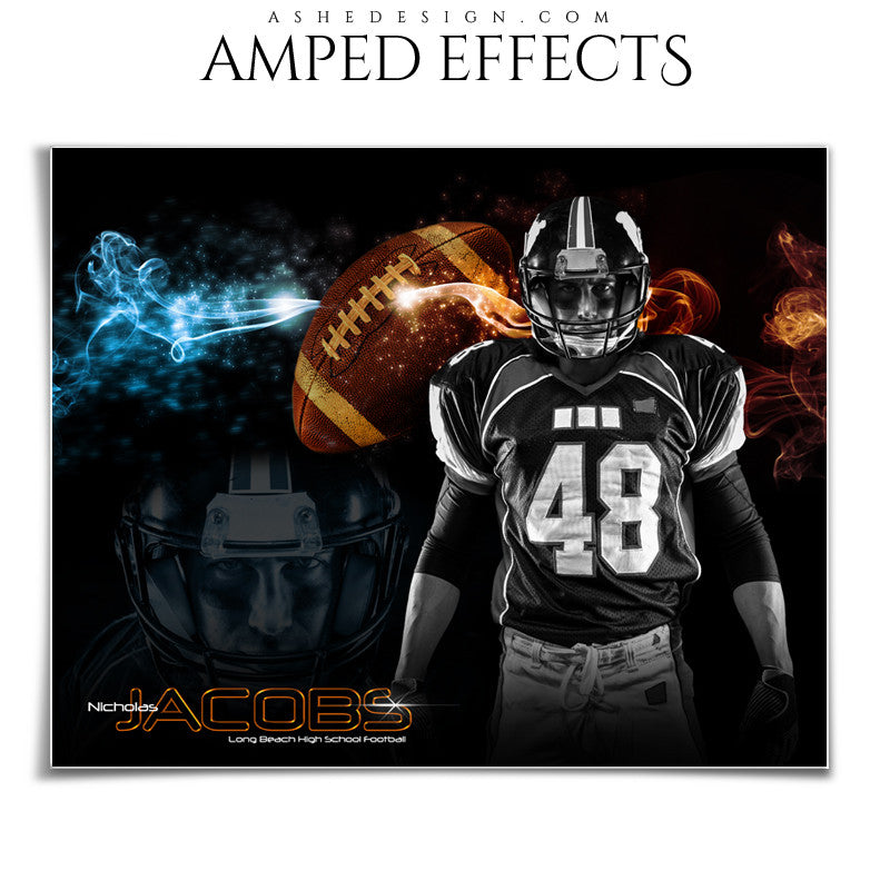 Amped Effects - Deadlock Football