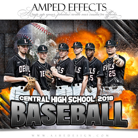 Amped Effects - Molten Baseball Team