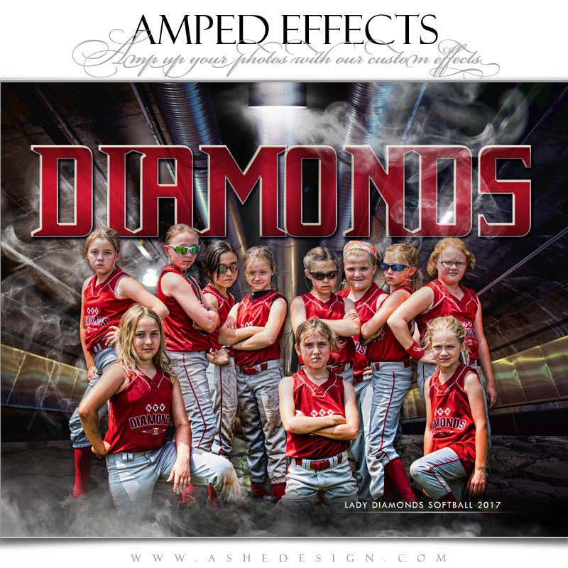 Amped Effects - Underground