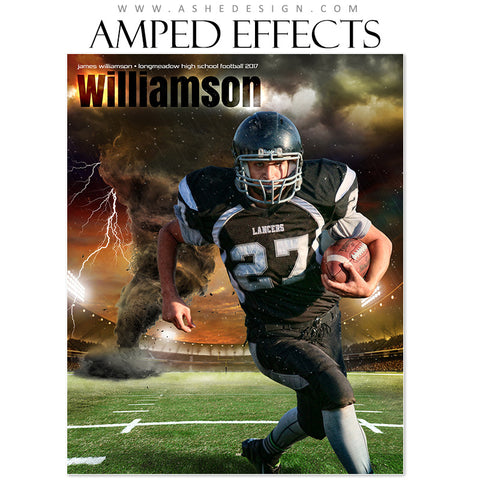 Amped Effects - Tornado Alley - Football