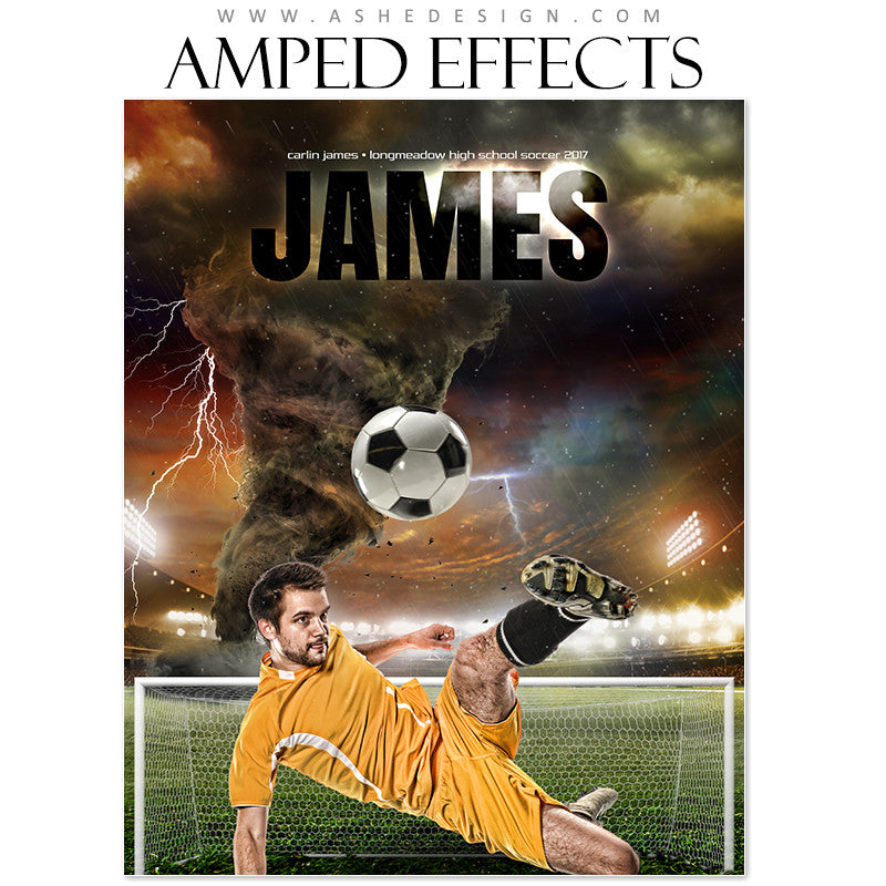 Amped Effects - Tornado Alley - Soccer