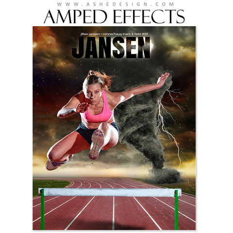 Amped Effects - Tornado Alley - Track