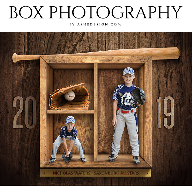 Box Session Photography - Batter's Box