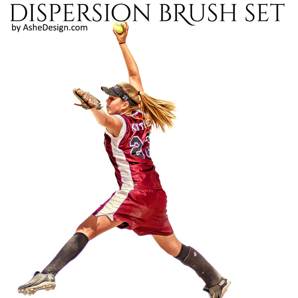 Ashe Design Dispersion Brushes