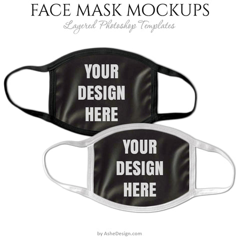 Mockup - Face Masks