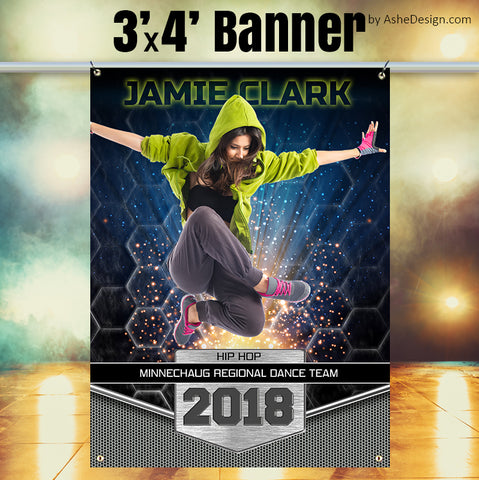 Ashe Design Sports Banner Photoshop Templates