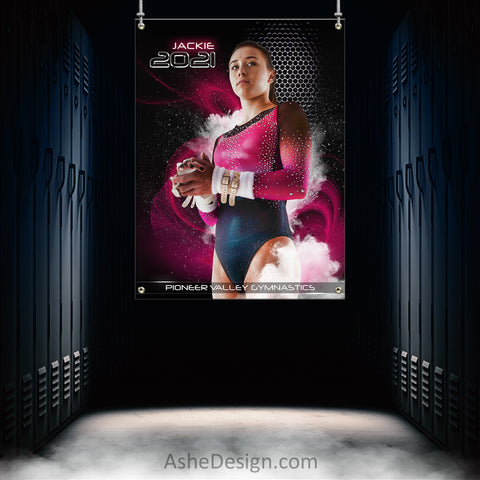 3x4 Amped Sports Banner - Screen Play