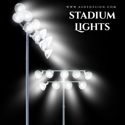 Designer Gems - Overlays - Stadium Lights 2