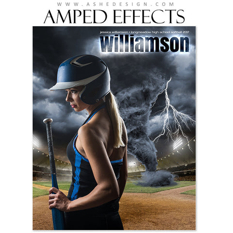 Amped Effects - Tornado Alley - Baseball Softball