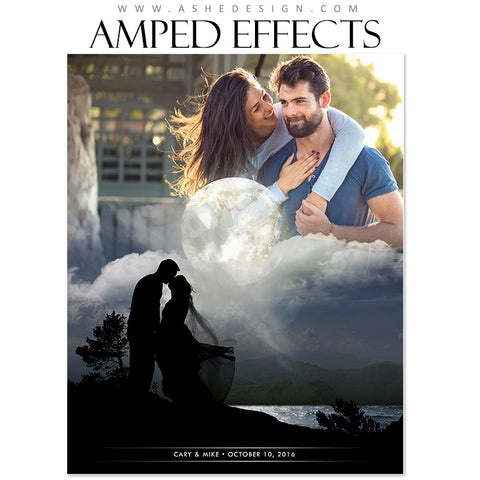 Amped Effects - Moonlight Silhouette