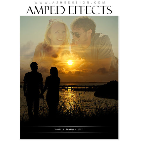 Amped Effects - Ocean Silhouette