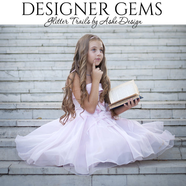 Designer Gems - Glitter Trails