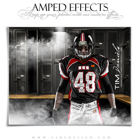 Amped Effects - Suit Up