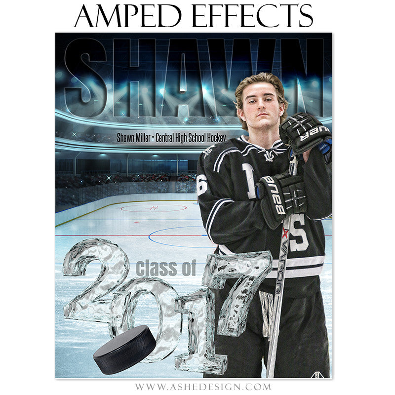 Amped Effects - On Ice 2017 Seniors