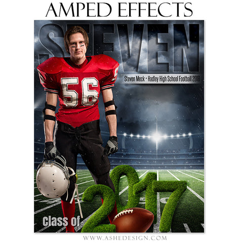 Amped Effects - Stormy Lights Football 2017 Seniors