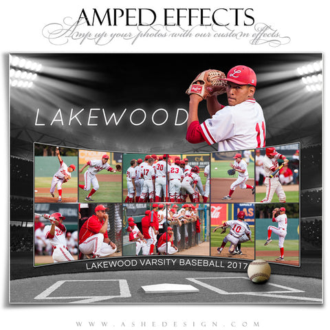 Amped Effects - Across The Board - Baseball