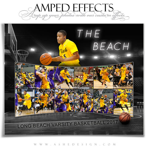Amped Effects - Across The Board - Basketball