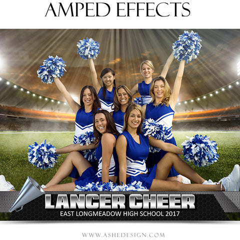 Amped Effects - Big Show Cheer