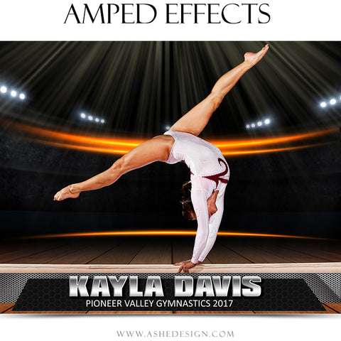 Amped Effects - Big Show Gymnastics