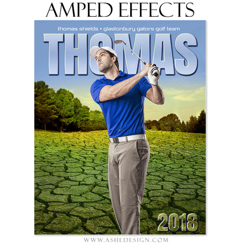 Amped Effects - Breaking Ground - Golf